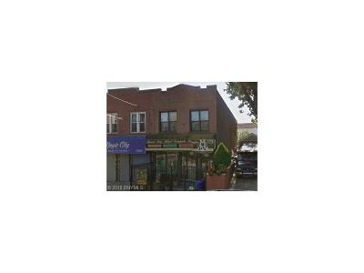 Brooklyn Commercial Mixed Use For Sale: 4022 Farragut Road