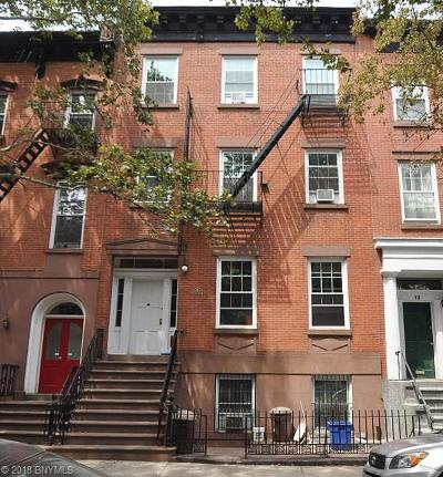 Brooklyn Multi Family Home For Sale: 14 Cheever Place