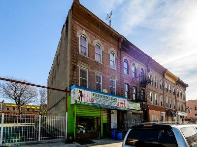 Brooklyn Commercial Mixed Use For Sale: 1597 Nostrand Avenue