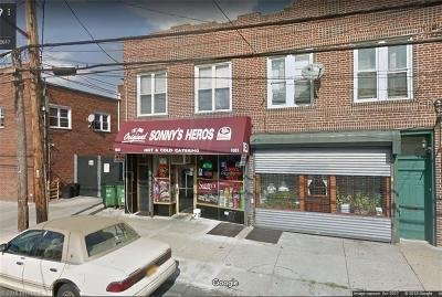 Brooklyn Commercial Mixed Use For Sale: 1031 East 92 Street