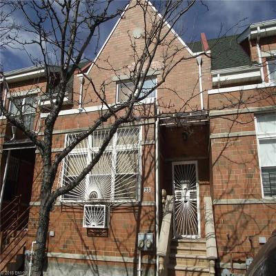Brooklyn NY Multi Family Home For Sale: $1,325,000