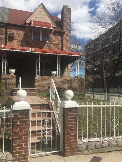 Brooklyn NY Single Family Home For Sale: $535,000