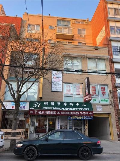 brooklyn Commercial Mixed Use For Sale: 825 57 Street