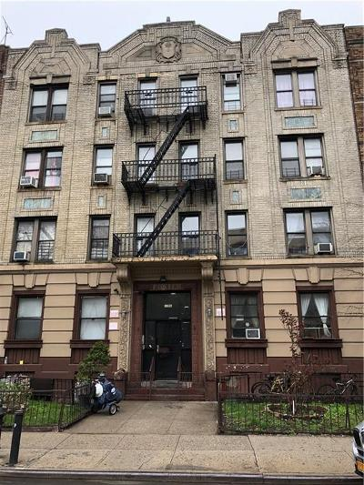 Brooklyn Multi Family Home For Sale: 1096 Ocean Avenue