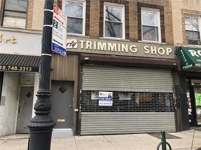 Brooklyn Commercial Lease For Lease: 7820 5 Avenue