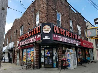 Brooklyn Commercial Mixed Use For Sale: 246 Avenue U