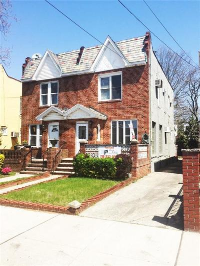 Single Family Home For Sale: 4087 Bedford Avenue