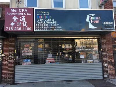Brooklyn Commercial Lease For Lease: 1714 86 Street
