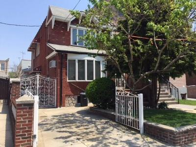 Brooklyn Single Family Home For Sale: 1131 72 Street