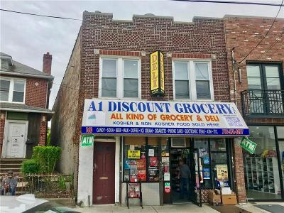 Brooklyn Commercial Mixed Use For Sale: 160 Gravesend Neck Road