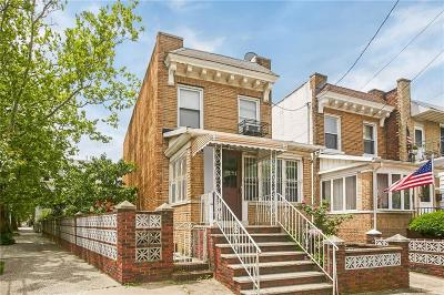 Brooklyn Single Family Home For Sale: 650 68 Street