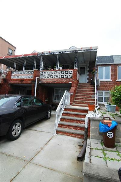 Brooklyn NY Multi Family Home For Sale: $998,000