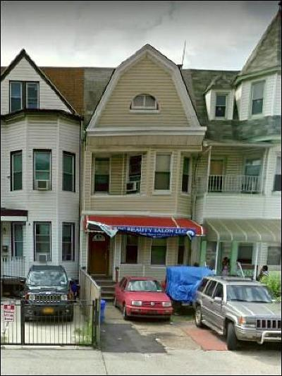 Brooklyn NY Multi Family Home For Sale: $999,000