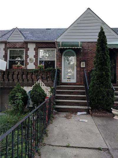 Single Family Home For Sale: 1971 East 32 Street