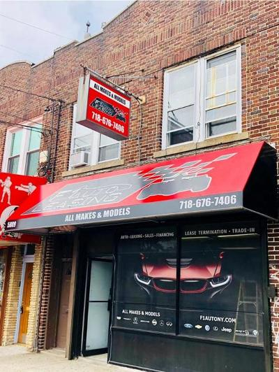 Brooklyn Commercial Mixed Use For Sale: 5809 Avenue N