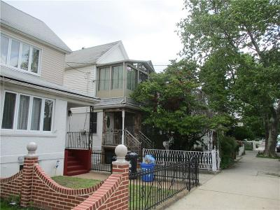 Single Family Home For Sale: 2474 Ralph Avenue