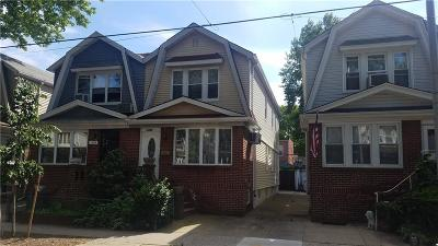 Single Family Home For Sale: 1730 East 32 Street