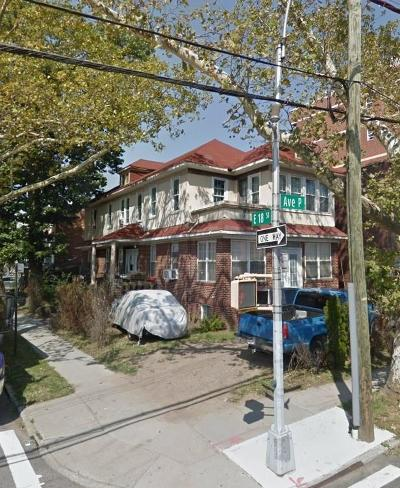 Brooklyn NY Multi Family Home For Sale: $2,799,000