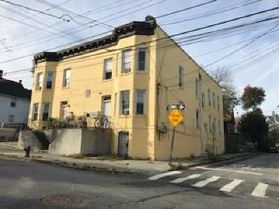 Staten Island Multi Family Home For Sale: 190 North Burgher Avenue