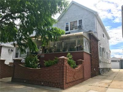 Brooklyn NY Multi Family Home For Sale: $1,150,000
