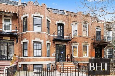 Brooklyn NY Multi Family Home For Sale: $1,549,000