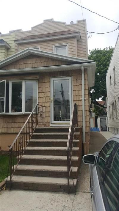 Single Family Home For Sale: 4314 Avenue M