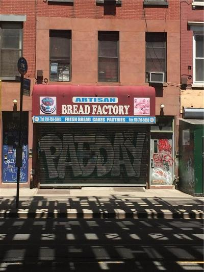 Brooklyn Commercial Lease For Lease: 1003 Broadway