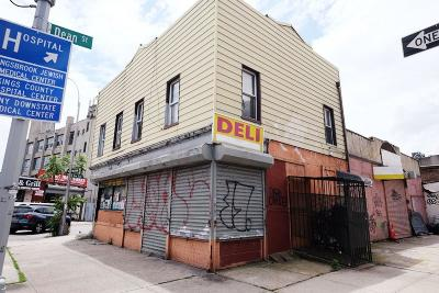 Brooklyn Commercial Mixed Use For Sale: 2446 Dean Street