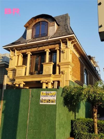 Brooklyn Single Family Home For Sale: 736 Avenue W