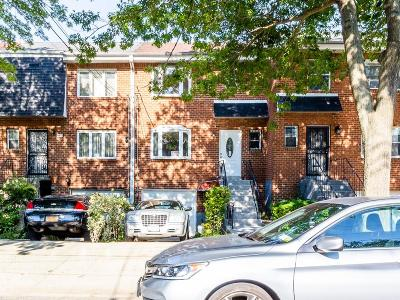 Brooklyn Single Family Home For Sale: 649 Essex Street