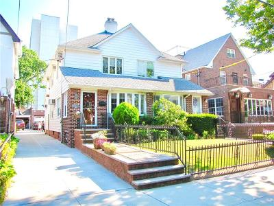 Brooklyn Single Family Home For Sale: 74 89 Street