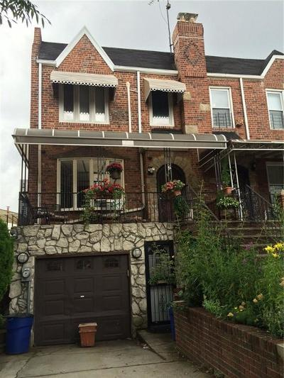 Brooklyn Single Family Home For Sale: 1549 81 Street