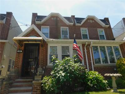 Brooklyn Single Family Home For Sale: 824 68 Street
