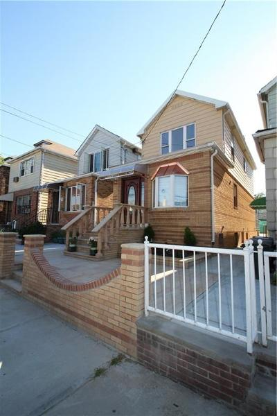 Brooklyn Single Family Home For Sale: 2170 West 6 Street