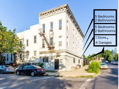 Brooklyn NY Multi Family Home For Sale: $1,279,999