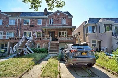 Brooklyn Single Family Home For Sale: 140 Pembroke Street