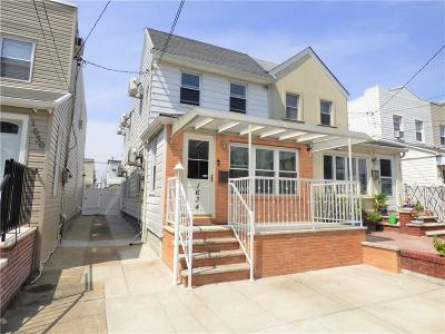 Brooklyn NY Single Family Home For Sale: $679,000