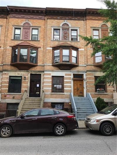 Manhattan Multi Family Home For Sale: 314 West 138 Street