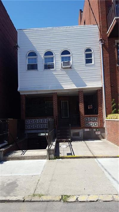 Multi Family Home For Sale: 1226 41 Street