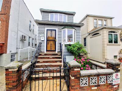 Brooklyn NY Multi Family Home For Sale: $1,198,000
