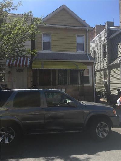 Brooklyn NY Multi Family Home For Sale: $550,000