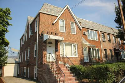 Brooklyn NY Single Family Home For Sale: $918,000