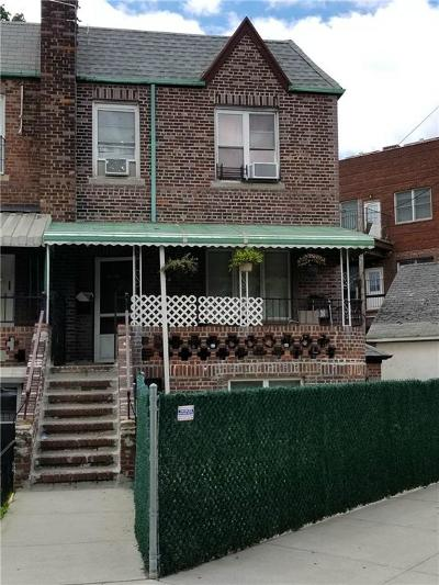 Multi Family Home For Sale: 974 Dahill Road