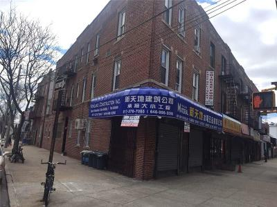 Brooklyn Commercial Lease For Lease: 6801 New Utrecht Avenue
