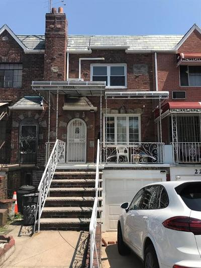 Single Family Home For Sale: 2227 East 27 Street