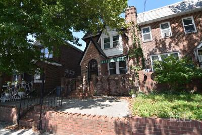 Single Family Home For Sale: 1763 East 31 Street