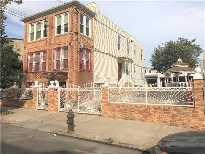 Brooklyn NY Multi Family Home For Sale: $1,288,888