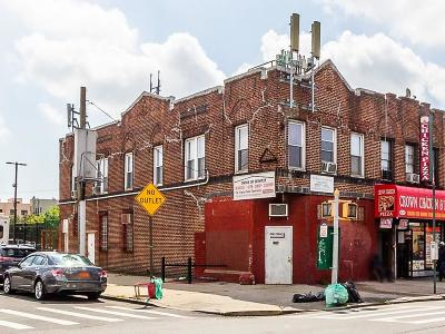Brooklyn Commercial Mixed Use For Sale: 429 Ralph Avenue
