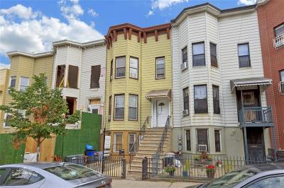 Brooklyn NY Multi Family Home For Sale: $1,388,888