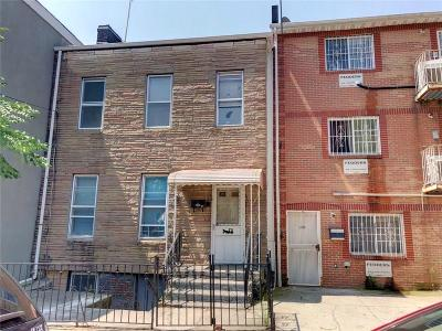 Brooklyn NY Single Family Home For Sale: $990,290